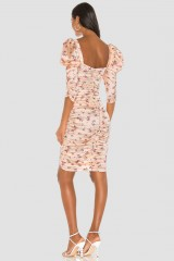 Drexcode - Aster Floral Midi Dress - For Love and Lemons - Vendita - 3
