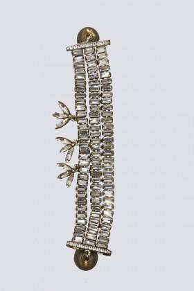 Bracciale con cristalli e pendenti - Tataborello - Vendita Drexcode - 1
