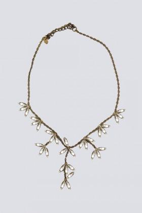 Collana con pendenti di cristallo - Tataborello - Vendita Drexcode - 1