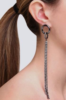 Orecchini con pendente - Federica Tosi - Vendita Drexcode - 2